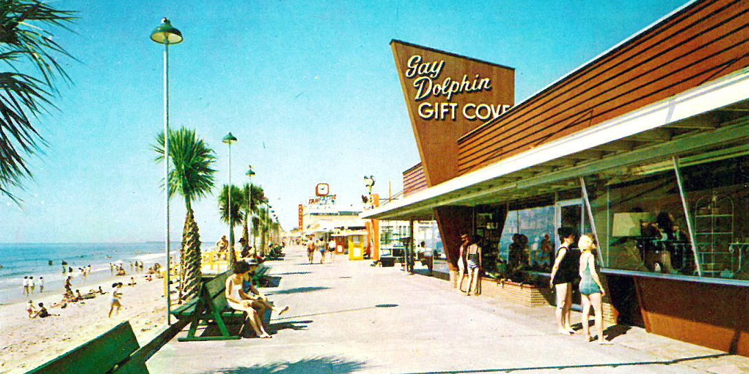 History of Myrtle Beach - Gay Dolphin