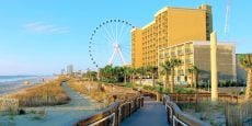 10 Hotels Near the Myrtle Beach Boardwalk