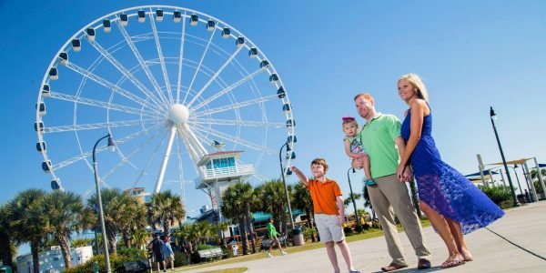 10. SkyWheel Myrtle Beach